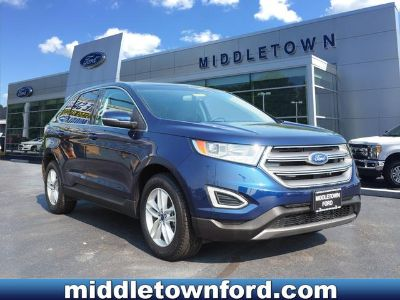 2016 Ford Edge SEL (Too Good To Be Blue)