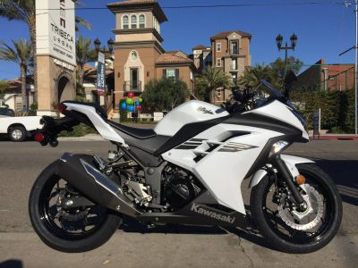 2017 Kawasaki Ninja 300 ABS Sport Motorcycles Marina Del Rey, CA