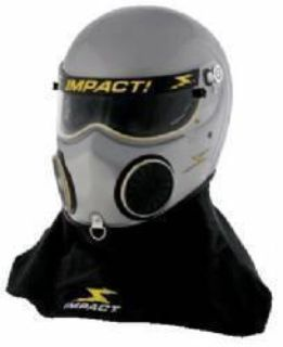 Sell IMPACT RACING 18099308 NITRO HELMET SMALL SILVER SA2010 motorcycle in Moline, Illinois, US, for US $749.99