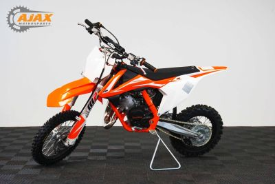 2018 KTM 65 SX Motocross Motorcycles Oklahoma City, OK