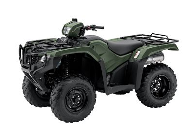 2018 Honda FourTrax Foreman 4x4 Utility ATVs Oak Creek, WI