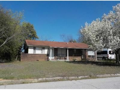 3 Bed 1.5 Bath Foreclosure Property in Augusta, GA 30906 - Jeanne Rd