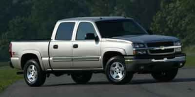 2004 Chevrolet Silverado 1500 LS (Summit White)
