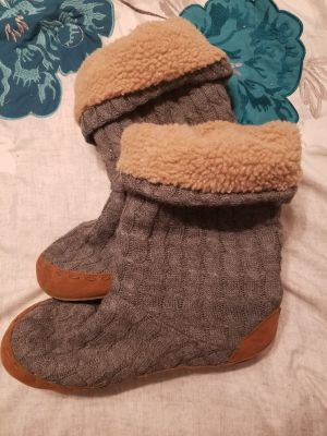 Rocketdog Size 10 Slipper Boots