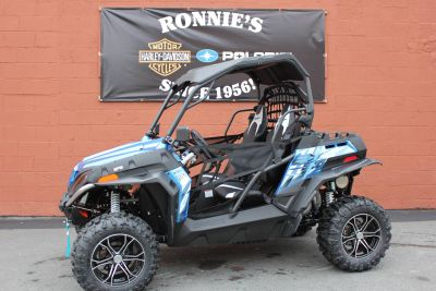 2018 CFMOTO ZForce 800 EX Sport-Utility Utility Vehicles Pittsfield, MA
