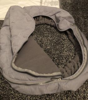 Jj cole great used condition infant carrier cover
