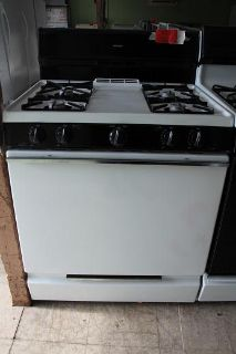 $175, Hotpoint Gas Stove