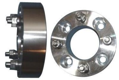 Find GOLF CART WHEEL SPACERS 4x4 BOLT PATTERN (1.5 In) 1 Pair motorcycle in Hanover, Indiana, US, for US $74.95