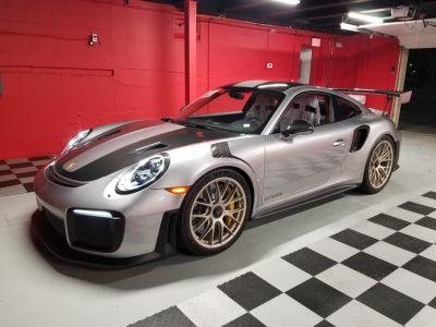 2018 Porsche 911 GT2 RS Coupe (GT Silver Metallic)