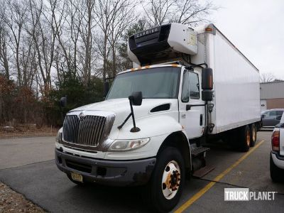 2007 International 4400 Refrigerated Truck