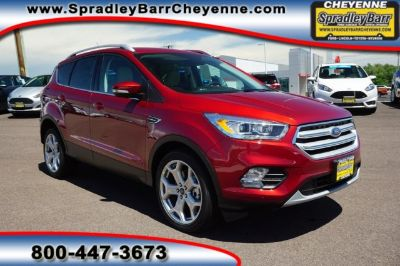 2019 Ford Escape Titanium (Ruby Red Metallic Tinted Clearcoat)