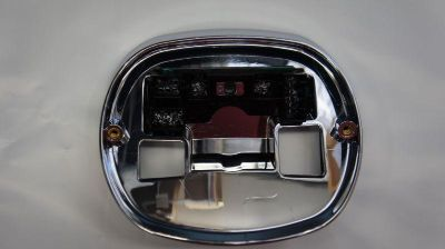 Buy NOS HARLEY TAILLIGHT BASE ASSEMBLY CHROME 68066-99A motorcycle in Gambrills, Maryland, US, for US $25.00