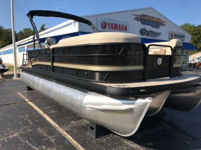 2018 Sweetwater SW2286DL TriToon Pontoons Boats Coloma, MI