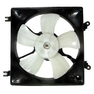 Purchase New Condenser Cooling Fan Motor Shroud Housing 95-99 Mitusbishi Eclipse 2.0L motorcycle in Dallas, Texas, US, for US $98.31