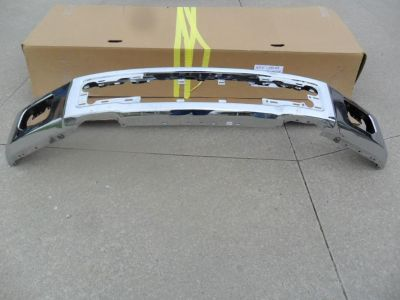Ford F150 Chrome Fromnt Bumper