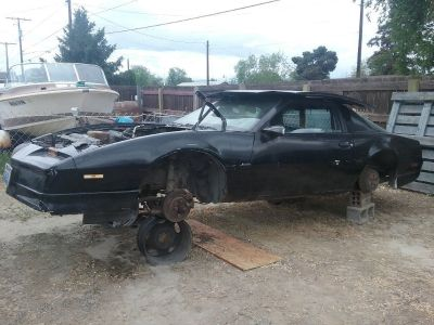 1986 Pontiac Firebird parts