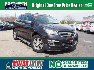 2015 Chevrolet Traverse LT (Tungsten Metallic)