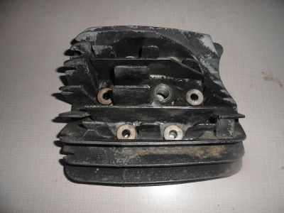Buy 1979 yamaha mx175 mx 175 stock cylinder head motorcycle in New Philadelphia, Pennsylvania, US, for US $50.00