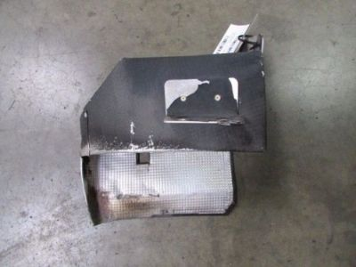 Sell Lamborghini Gallardo, LH, Left Muffler Heat Shield, Used, P/N 07L251383 motorcycle in Rancho Cordova, California, United States, for US $400.00