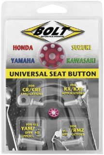 Buy Bolt MC Hardware Seat Button BMH-SB 15-0057 2402-0142 020-00144 motorcycle in Loudon, Tennessee, United States, for US $8.99