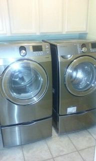 $700, Frontload Samsung Washer and Dryer