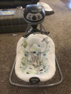 Graco Simple Soothe Swing