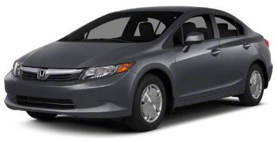 2012 Honda Civic Sdn HF