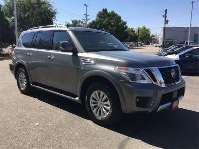 2018 Nissan Armada SV (Gun Metallic)