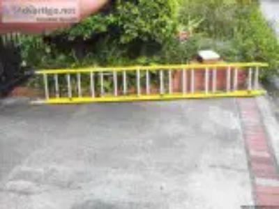 Exsion ladder Fiberglass aluminum