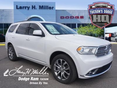 2018 Dodge Durango SXT (Vice White)