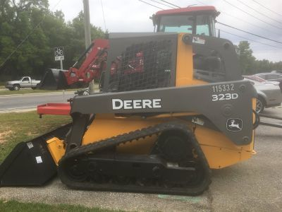 2013 John Deere 323-D Power Tech E 4