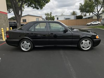 1999 Mercedes C43 AMG w202 46k miles Excellent/Records