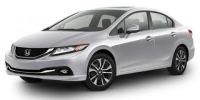 2013 Honda Civic EX-L (Crystal Black Pearl)