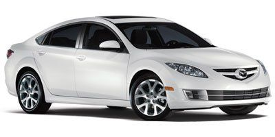2010 Mazda Mazda6 i Touring (Black Cherry Metallic)