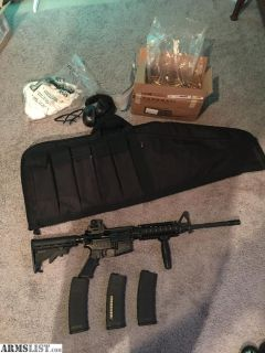 For Sale: S&W MP AR15