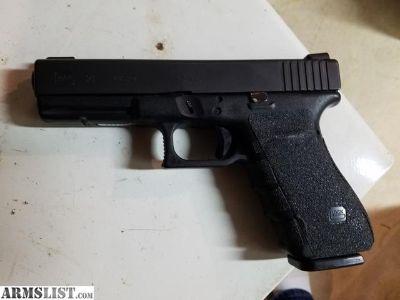 For Sale: Glock 21 45 ACP