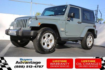 2015 Jeep Wrangler Sahara ()