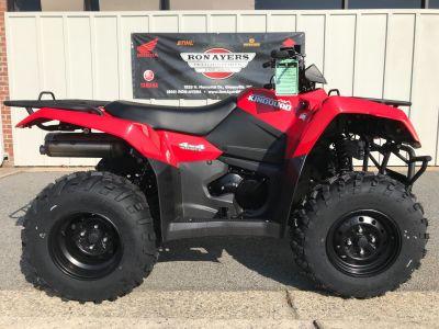 2018 Suzuki KingQuad 400FSi Utility ATVs Greenville, NC