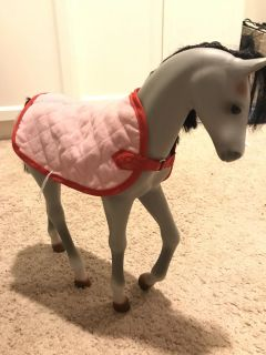 12 inch toy horse