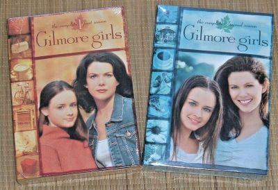 NEW Gilmore Girls Complete Seasons 1 One & 2 Two Box Set DVD 12 Disc