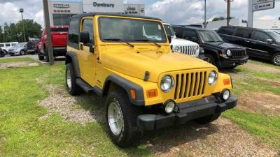 Used 2003 Jeep Wrangler 2dr