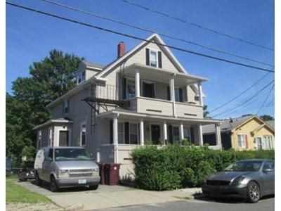 4 Bed 2 Bath Foreclosure Property in Woonsocket, RI 02895 - Knight St