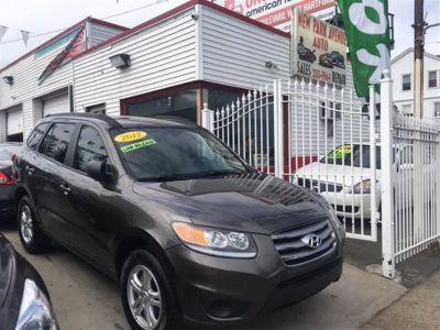 2012 Hyundai Santa Fe GLS (Gray)