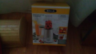 Bella Blender New!