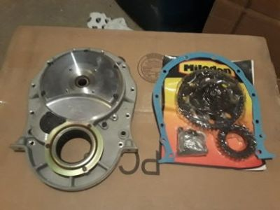 Milodon gear drive for BB Chevy