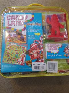 New Candy Land Carpet Game