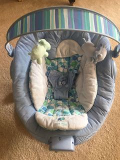 Free baby bouncer/vibration chair