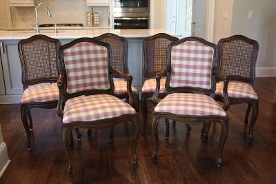 Henredon Dining Chairs (6)