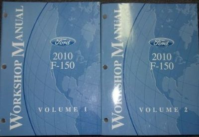 Purchase 2010 Ford F-150 F150 Truck Service Shop Repair Manual Set OEM FACTORY 2010 BOOKS motorcycle in Sterling Heights, Michigan, United States, for US $199.99