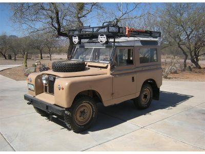1959 Land Rover Series II